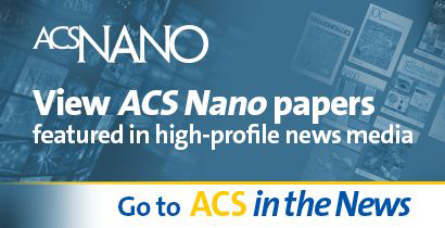 Papers na ASC Nano