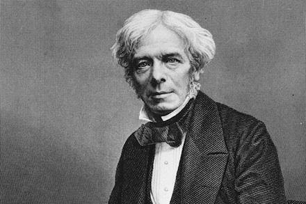 Science - Michael Faraday - London