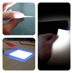 LIGHTPAPER: a luz em forma de papel!