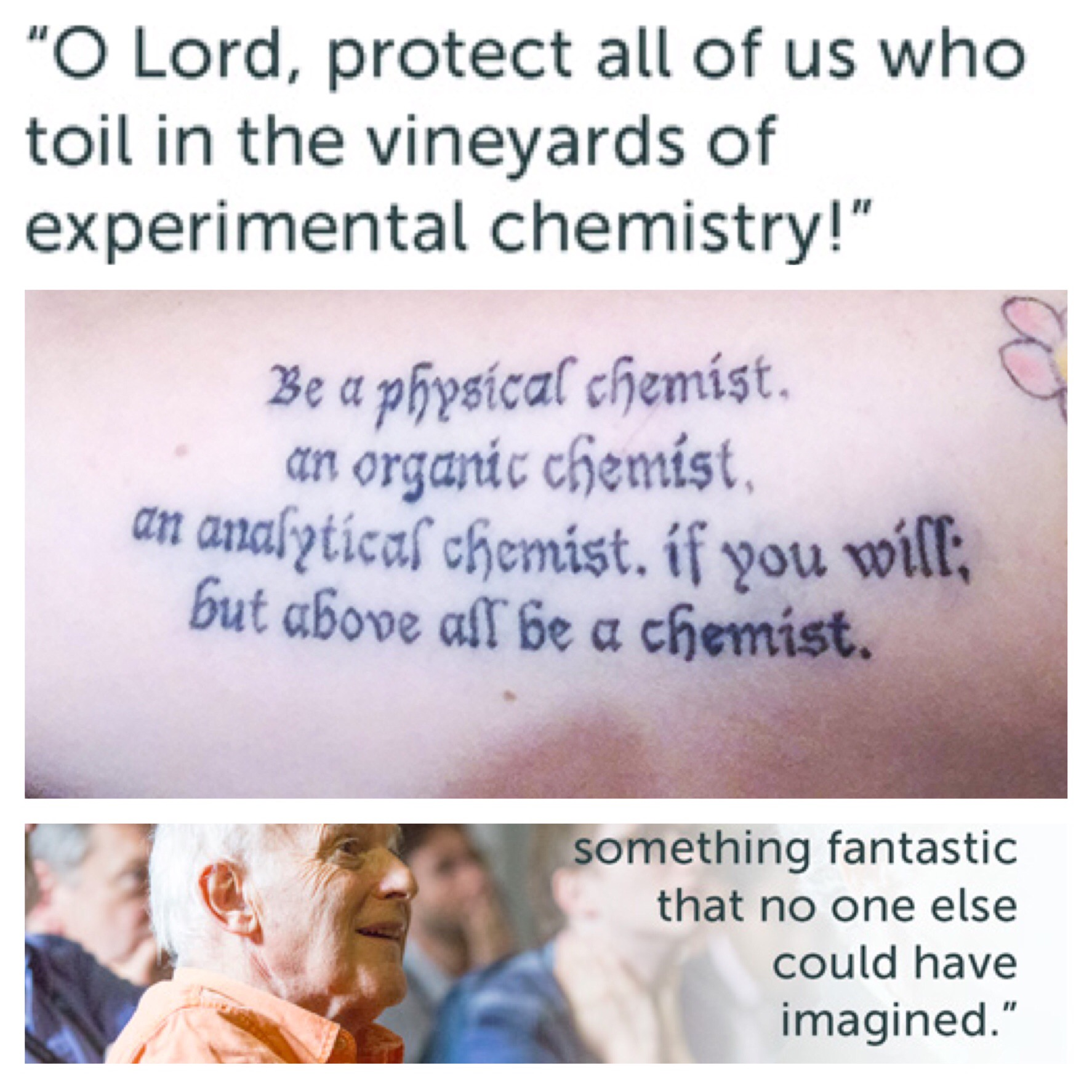 As Mais Belas Frases Da Química Canal Fala Química