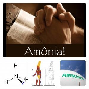 De Amén a Amônia, o Rei dos Deuses Egípcios